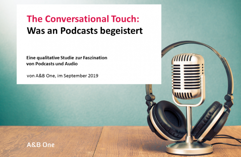 The Conversational Touch: Was an Podcasts begeistert