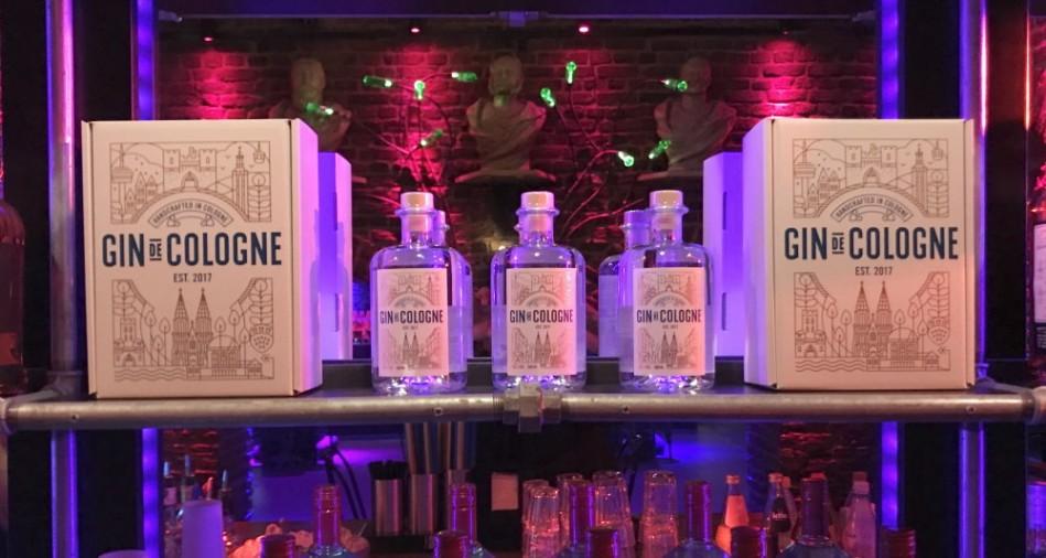 Jeschenko schmeckt der Gin de Cologne
