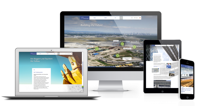 """Die Fraport AG und die Kommunikationsagentur A&B One erhalten den German Design Award """"Special Mention"""" 2019. Die Auszeichnung in der Kategorie """"Excellent Communications Design Web"""" wird für die Microsite verliehen. Mit diesem, von..."""