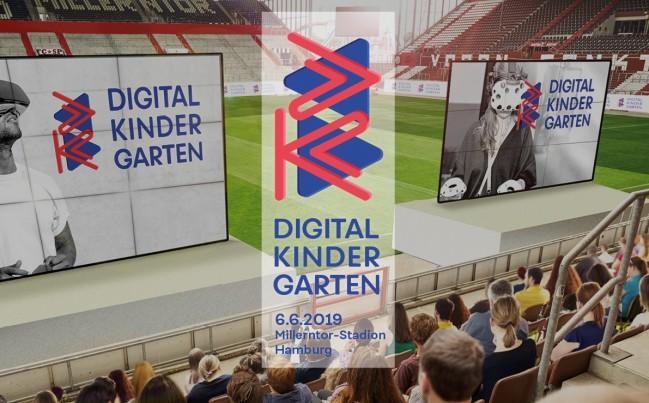 PR-Journal - Digital-Kindergarten: FC St. Pauli als Event Location Partner