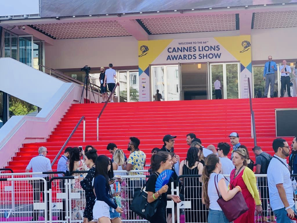 Cannes Lions Awards Show