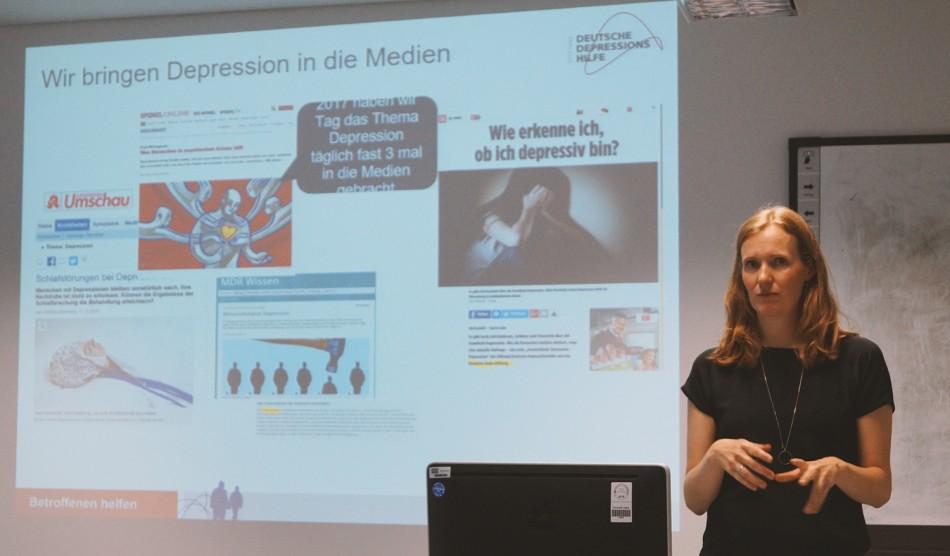 Pr Journal Lprs Wissenschafftpraxis Mit Der Stiftung Deutsche Depressionshilfe