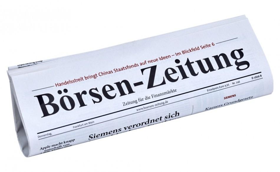 Boersen Zeitung De