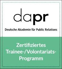 DAPR Siegel Zertifizierung 2017