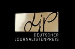DJP Journalistenpreis Logo
