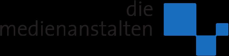 Medienanstalten Logo