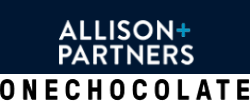Allison Partners One Chocolate Logos
