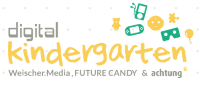 Digital Kindergarten 2018 Logo