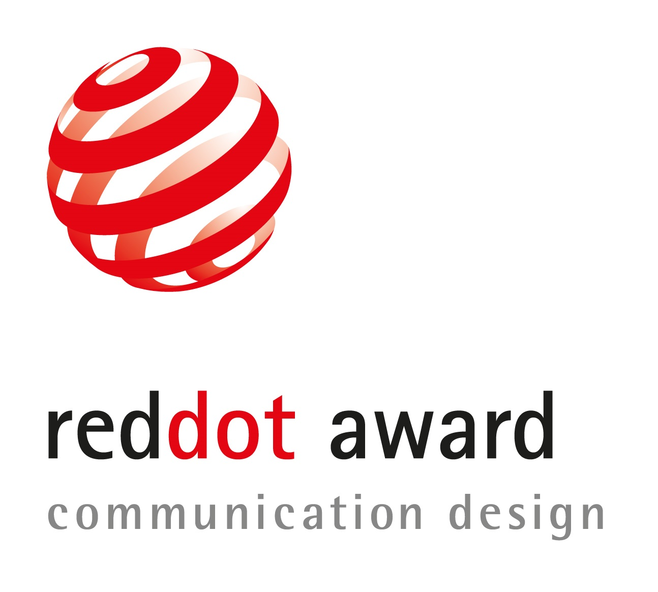 Red Dot Award Communication Design Logo