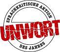 Unwort des Jahres Logo