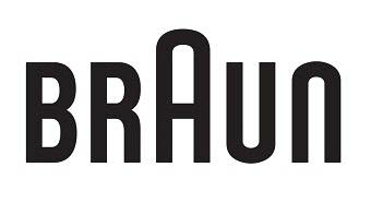 Braun Audio Logo Black text