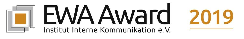 EWA Award 2019 Logo