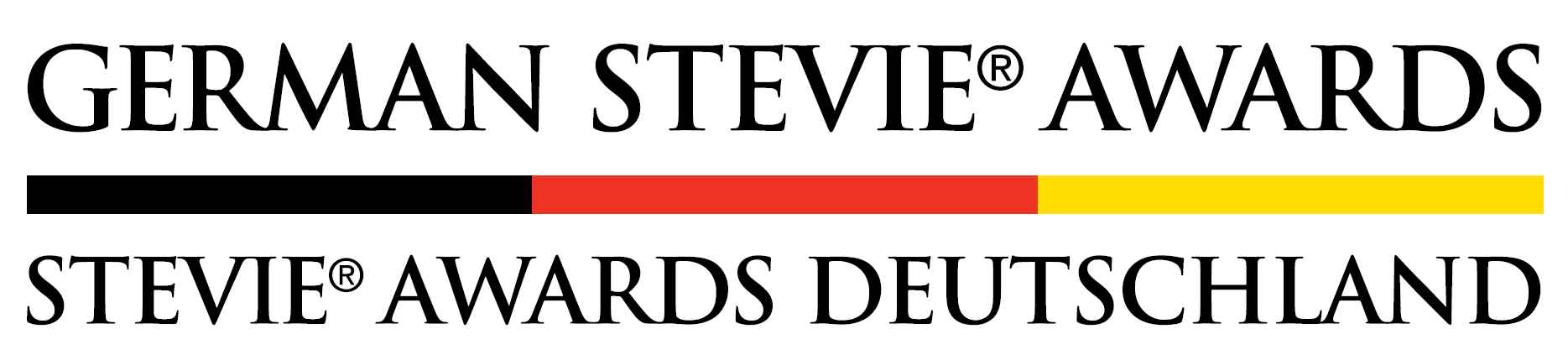 German Stevie Award Logo