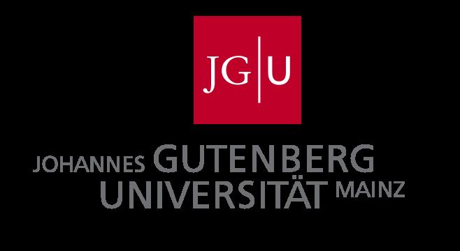 Johannes Gutenberg Universität Mainz Logo