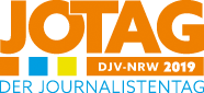 Journalisten Tag 2019 Logo