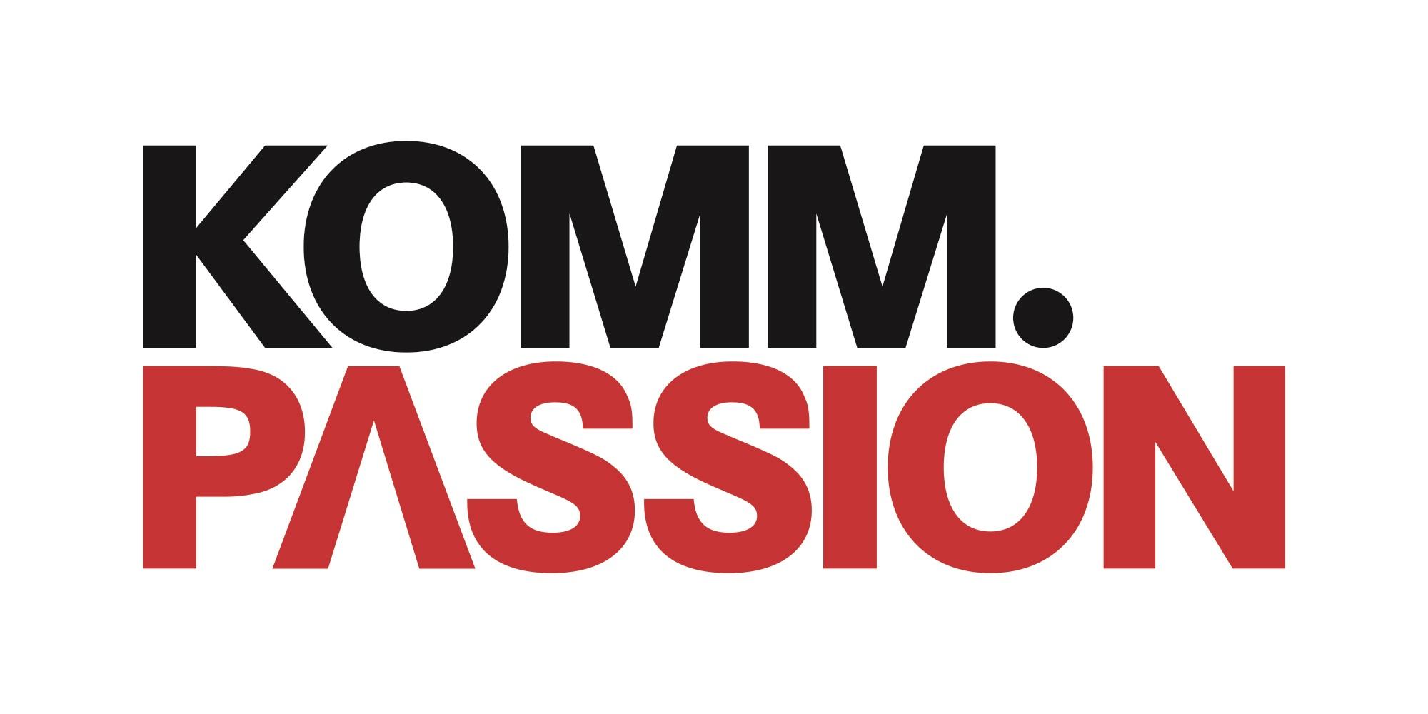 KommPassion Logo neu 2019