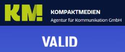 Kompaktmedien Valid Agenturlogos