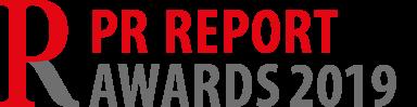 PR Report Award Logo 2019