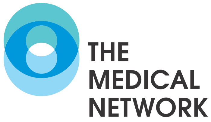 The Medical Network Logo