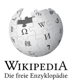 Wikipedia Logo v2 de
