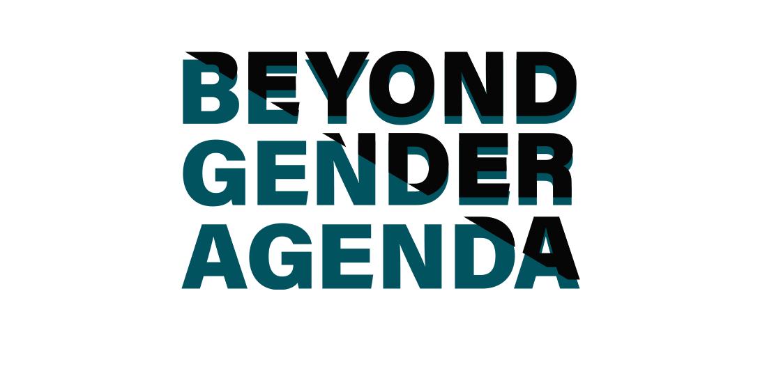 BeyondGenderAgenda Initiative Schriftzug