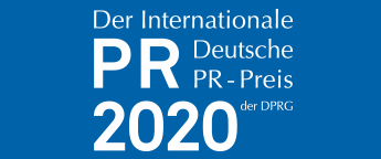 DPRG PR Preis 2020 Logo blau