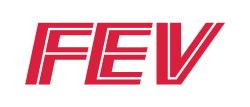 FEV Automobilzulieferer Logo