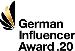German Influencer Award Logo