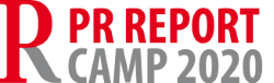 PR Report Camp 2020 Logo