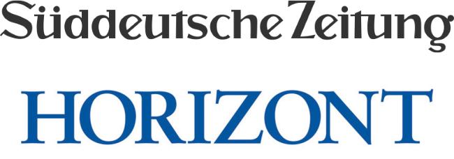 Sueddeutsche Zeitung Horizont Logos