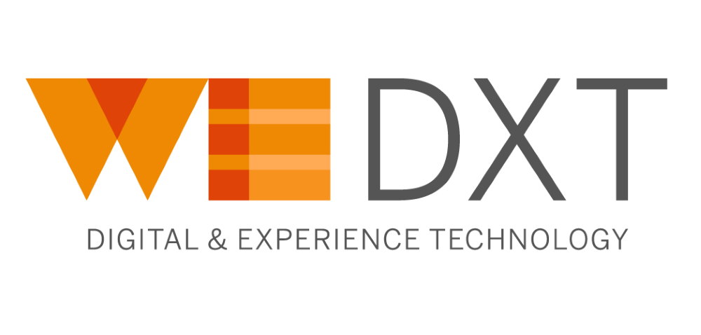 WE DXT Logo