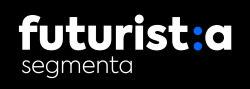 segmenta futurista Logo