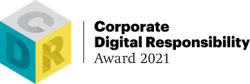 CDR Award 2021 Logo BVDW