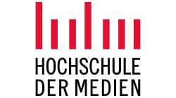 Hochschule der Medien Stuttgart Logo gross