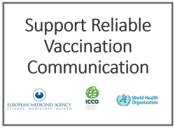 ICCO Support Reliable Vaccination Communication