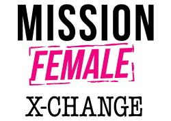 Mission Female X CHANGE logo