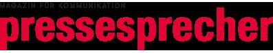 Pressesprecher Logo 2019