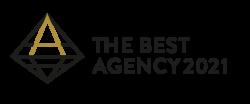 The Best Agency Logo 2021