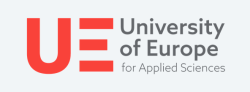 UE University of Europe Logo