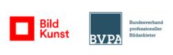VG Bild Kunst BVPA Logos