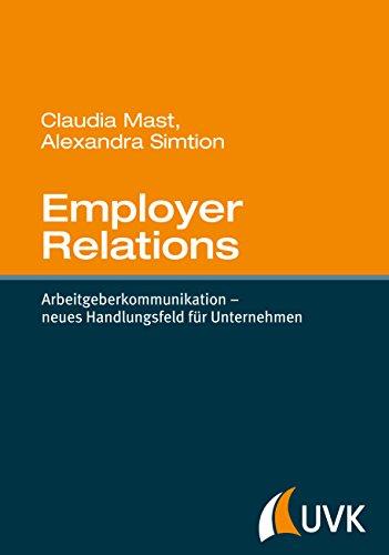 Employer Relations Mast Simtion