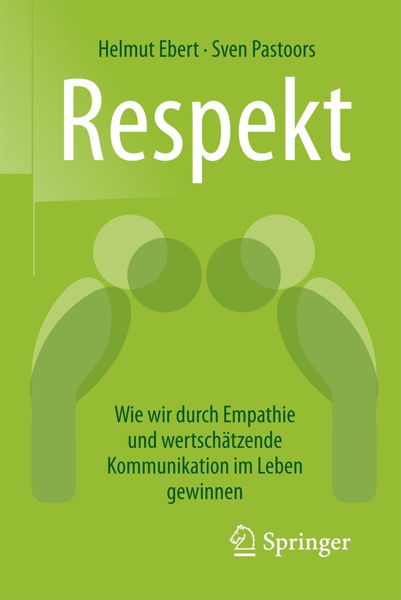 Respekt Ebert Pastoors Buchcover