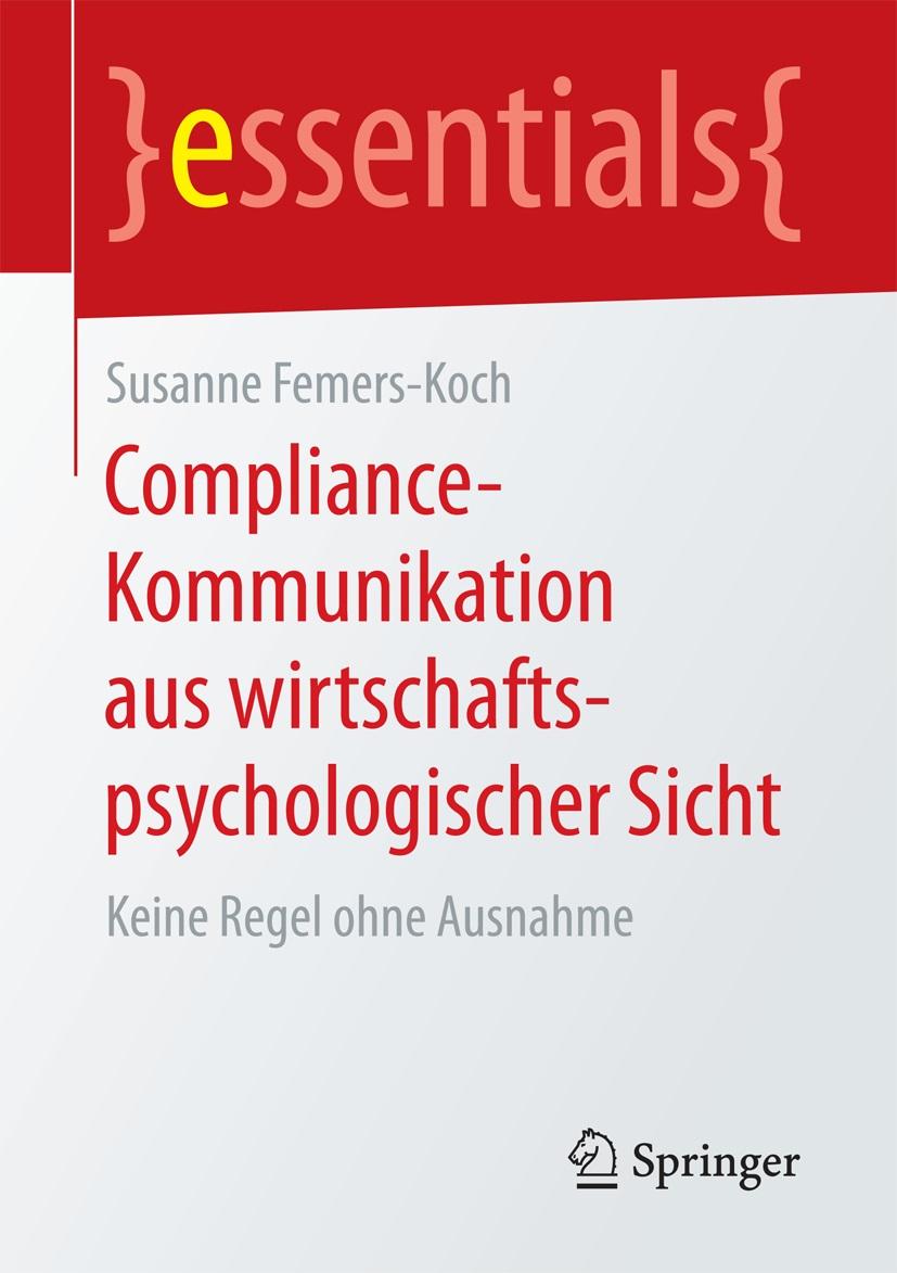 Compliance Kom Femers Koch Susanne Cover