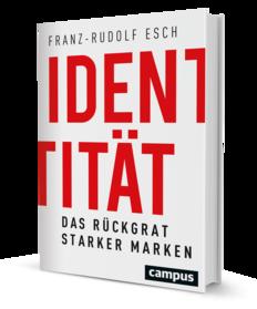 Identitaet Buchcover Franz Rudolf Esch