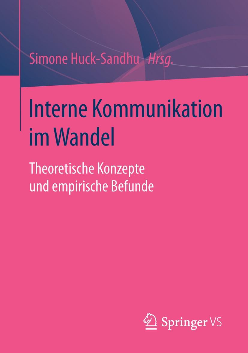 Interne Kom im Wandel Huck Sandhu Simone Cover