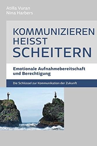 Kommunizieren heisst Scheitern Vuran Habers Buchcover