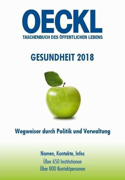 OECKL Gesundheit 2018 Cover
