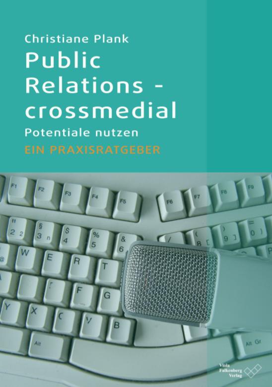 PR Crossmedial Christiane Plank Buchcover