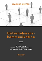 Unternehmenskommunikation Kiefer 2018 Cover