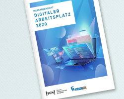 Digitaler Arbeitsplatz 2020 Marktuebersicht SCM HirschTec Cover